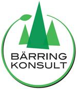Bärring Konsult miljö- och naturresursfrågor Logo